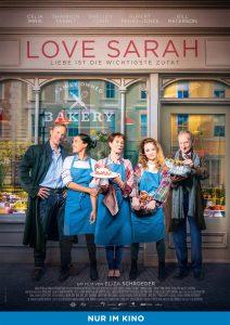 Love Sarah Liebe ist die wichtigste Zutat