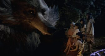 Meine Familie und der Wolf Ma famille et let loup