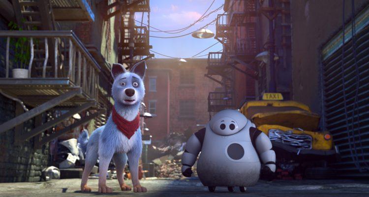 Pets United Netflix