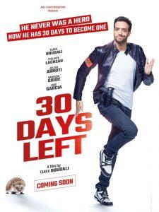 30 Days Left 30 jours max