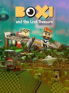 Boxi und der Verlorene Schatz Boxi and the Lost Treasure