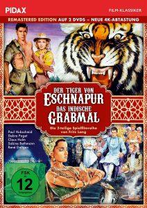 Der Tiger von Eschnapur Das indische Grabmal 1959