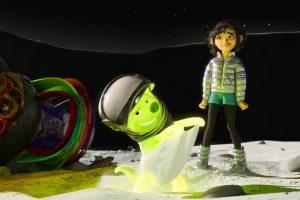 Die bunte Seite des Mondes Over the Moon Netflix