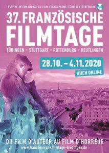 Französische Filmtage Tübingen Stuttgart 2020