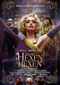 Hexen hexen The Witches Roald Dahl