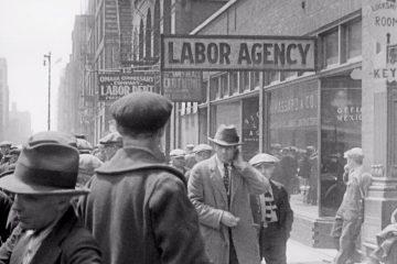 Chicago 1931 Weltstadt in den Flegeljahren
