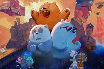 Daniel Chong Interview We Bare bears