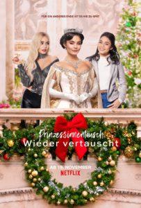 Prinzessinnentausch Wieder vertauscht The Princess Switch: Switched Again Netflix