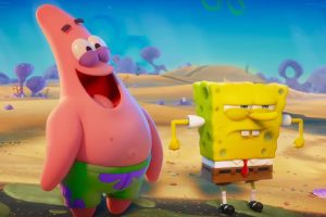 NetflixThe Spongebob Movie: Sponge on the Run Spongebob Schwammkopf Eine schwammtastische Rettung