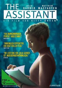 The Assistant DVD