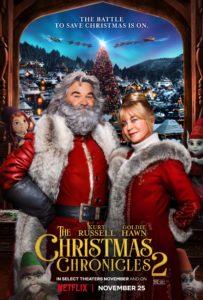The Christmas Chronicles 2 Netflix