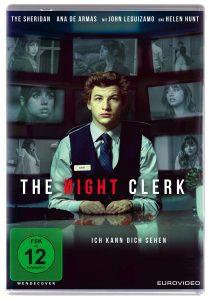 The Night Clerk Ich kann dich sehen