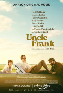 Uncle Frank Amazon Prime Video