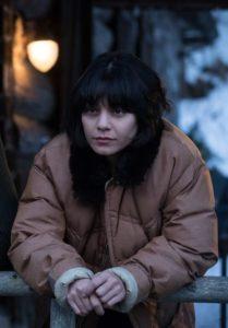"""Vanessa Hudgens in """"Polar"""" (© Netflix)"""