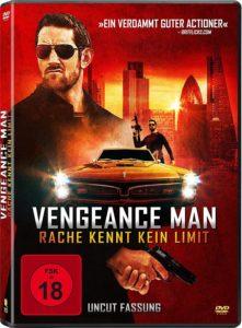 Vengeance Man Rache kennt kein Limit