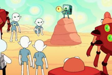 Adventure Time Ferne Länder BMO Distant Lands