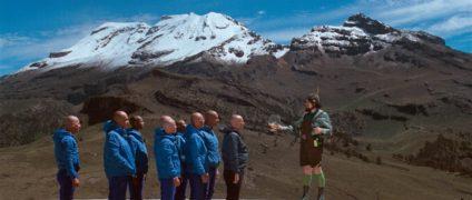 La Montaña sagrada The Holy Mountain Der heilige Berg Alejandro Jodorowsky