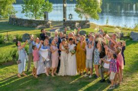 Bröllop, begravning & dop Eine Hochzeit mit Folgen