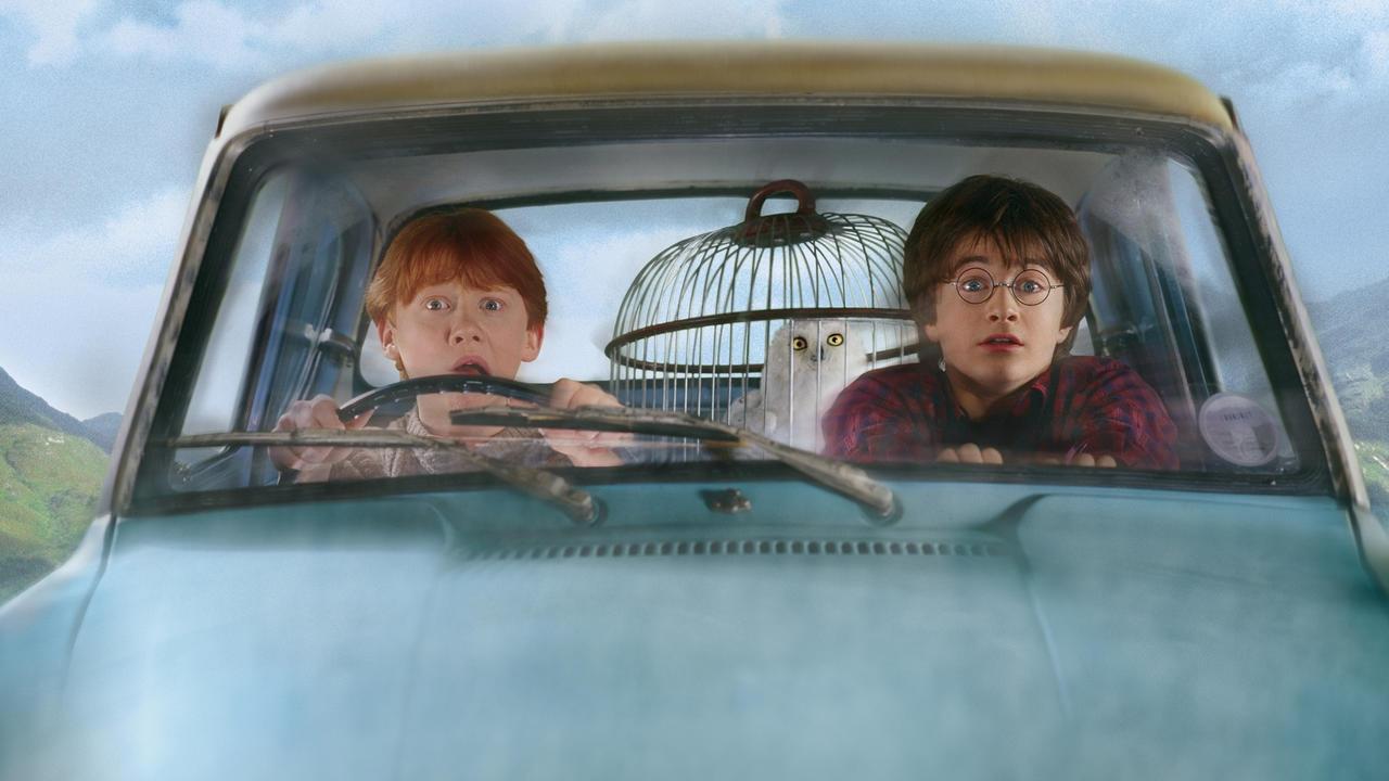 Harry Potter Netflix Deutschland