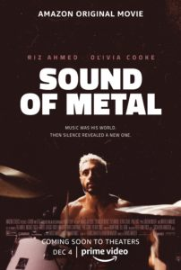 Sound of Metal Amzon Prime Video