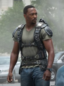 Anthony Mackie The Return of the First Avenger