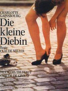 Die kleine Diebin La Petite Voleuse Charlotte Gainsbourg