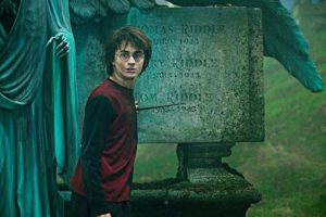 Harry Potter und der Feuerkelch Harry Potter and the Goblet of Fire
