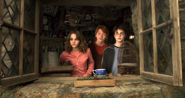 Harry Potter und der Gefangene von Askaban Harry Potter and the Prisoner of Azkaban