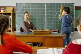 Hilfe ich habe meine Lehrerin geschrumpft