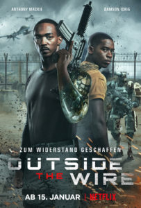Outside the Wire Netflix