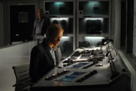 The Experiment Killing Room