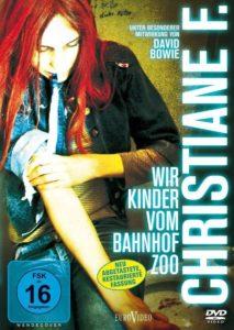 Christiane F Wir Kinder vom Bahnhof Zoo frontpage