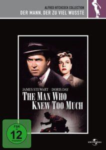 Der Mann der zuviel wusste 1956 The Man Who Knew Too Much Alfred Hitchcock