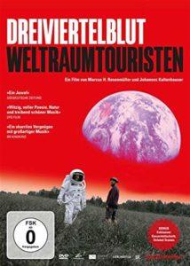 Dreiviertelblut Weltraumtouristen DVD