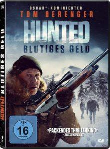 Hunted Blutiges Geld DVD