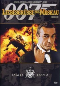 James Bond 007 Liebesgrüße aus Moskau From Russia with Love