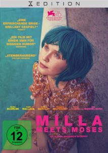Milla Meets Moses DVD