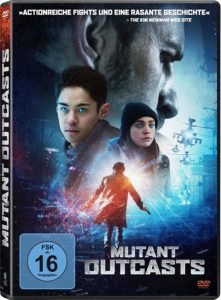 Mutant Outcasts Enhanced