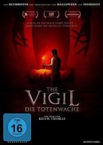 The Vigil Die Totenwache DVD