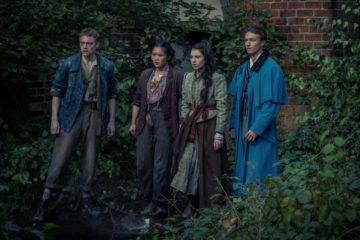 Die Bande aus der Baker Street The Irregulars Netflix