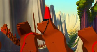 La Fameuse Invasion des ours en Sicile Königreich der Bären