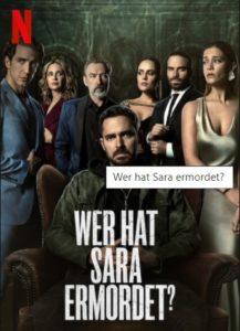 Wer hat Sara ermordet Who Killed Sara Quién mató a Sara Netflix