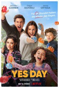 Yes Day Netflix