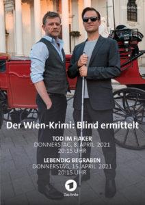 Der Wien Krimi Blind ermittelt