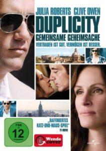 Duplicity – Gemeinsame Geheimsache
