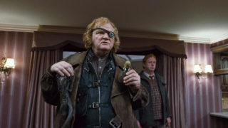Harry Potter and the Deathly Hallows Harry Potter und die Heiligtümer des Todes