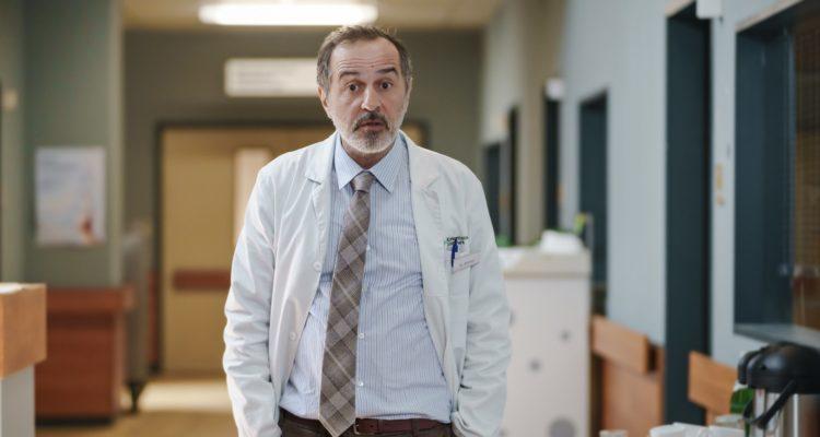 Merab Ninidze Doktor Ballouz Interview