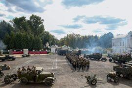 Podolskiye kursanty The Last Frontier – Die Schlacht um Moskau