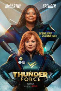 Thunder Force Netflix