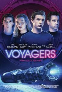 Voyagers Amazon Prime Video